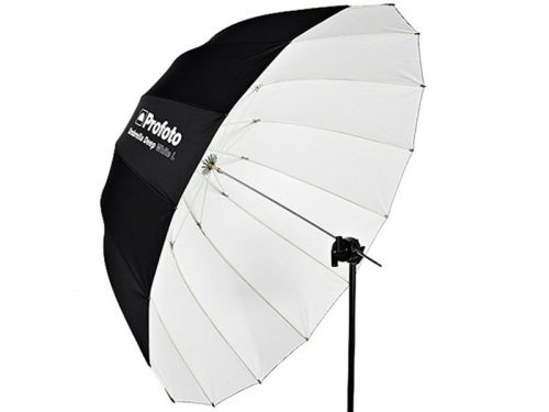 Profoto juodas-baltas skėtis XL 1,65m