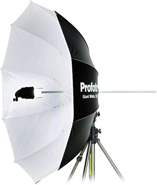 Profoto šviesos sklaidytuvas Giant 210cm baltas
